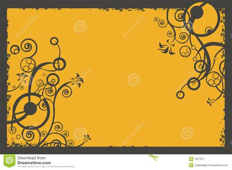 background design and layout illustration background layout floral design stock