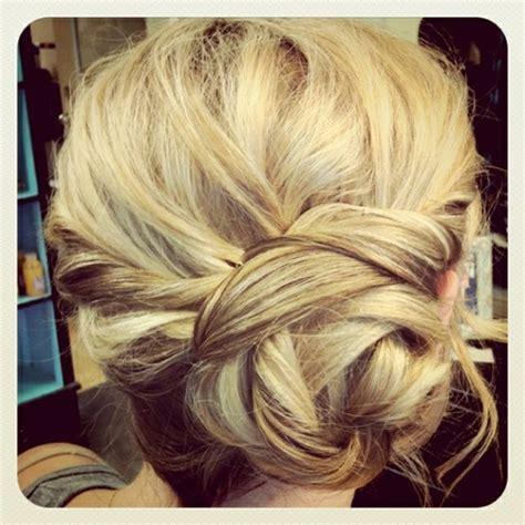 rope braid hairstyles for long hair rope braid bun sarah s place for long hair