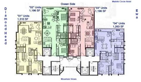 Polo Towers Floor Plan by
