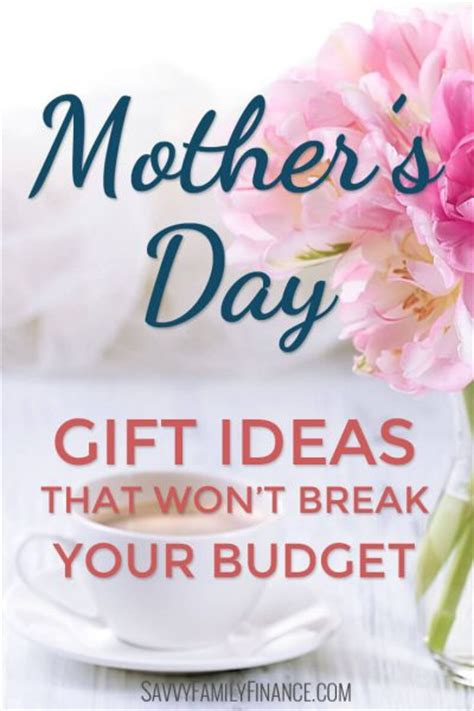 mother s day gifts for the cook in the kitchen crafty easy budget friendly mother s day gift ideas savvy