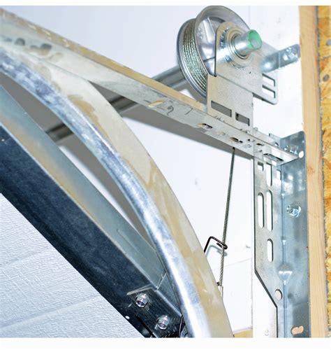 Garage Door Opener Cable Broken Garage Door Cable Repair How To Fix Cable On Garage Door