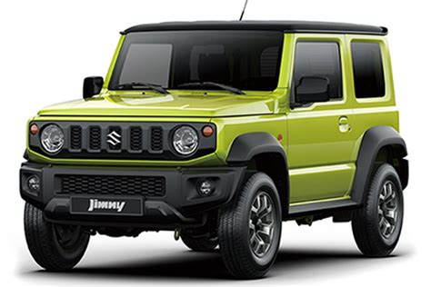 2019 Suzuki Suv new 2019 suzuki jimny suv european specifications