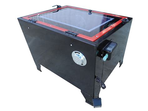 bench top blast cabinet new redline benchtop re26 series abrasive sand blaster