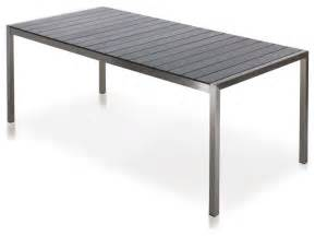Modern Patio Table Harbour Outdoor Soho Laminate Dining Table Modern