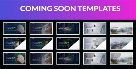 Coming Soon Template By Laaris Themeforest Coming Soon Template