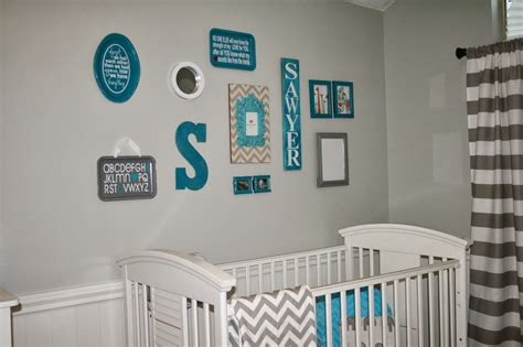 Nursery Decorations Creative Juices Baby Room Decor And Collage Wall