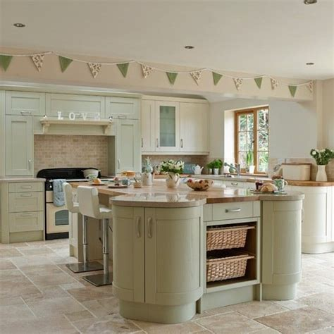 Green Country Kitchen Green Country Kitchen Home Pinterest
