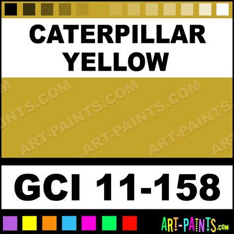 caterpillar yellow industrial enamel paints gci   caterpillar yellow paint caterpillar