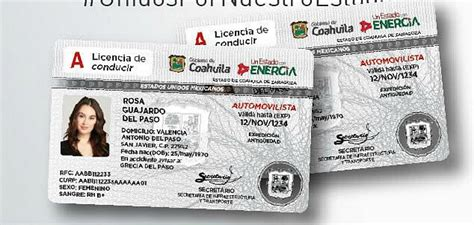 licencias de conducir pagafacilgobmx no hay descuentos en licencias de conducir en coahuila