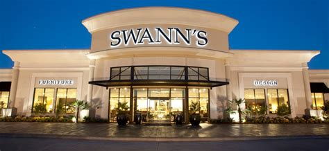swann s furniture new address same refined look
