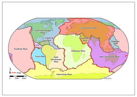 map of tectonic plates marine regions photogallery