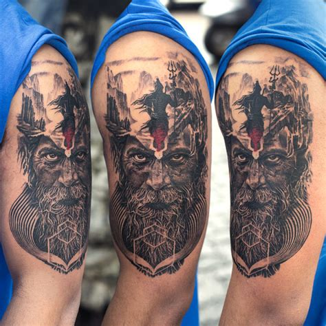 lord shiva tattoo shiva tattoo aliens tattoos mumbai