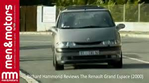 Renault Espace 2000 Richard Hammond Reviews The Renault Grand Espace 2000
