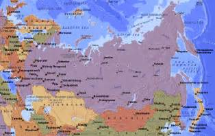 russia map russia map map
