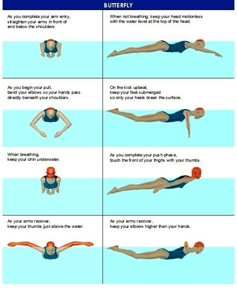 better swimming technique 25 best ideas about swimming tips on swimming