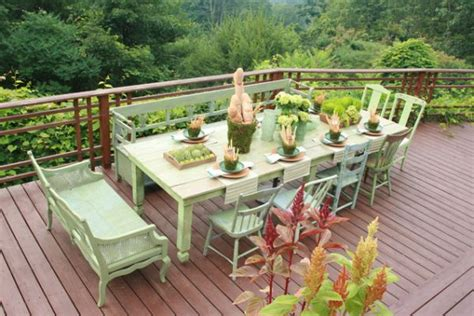 outdoor table ideas 15 outdoor dining design ideas for a summer experience