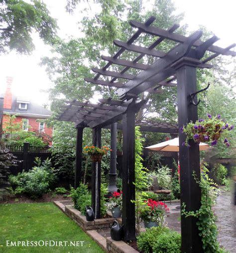Garden Arbor Definition Grow Up 20 Ideas For Arbors Trellis Obelisks And More