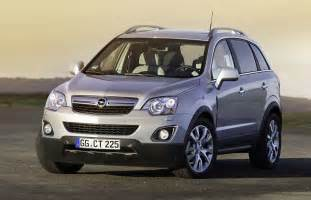 Opel Antara 2012 Opel Antara 2 4 2012 Auto Images And Specification