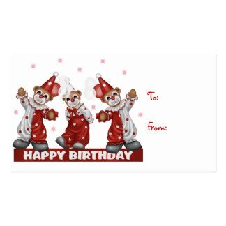 Happy Birthday Business Card Template by 2 000 Happy Birthday Business Cards And Happy Birthday