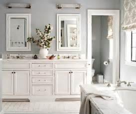 Colored Bathroom Vanity Soothing Bathroom Color Schemes