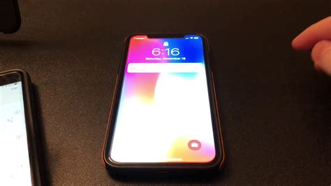 fix for iphone x xs and xs max ringer becomes quite when someone calls