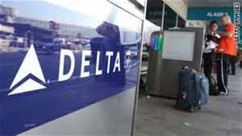 delta baggage fees continental matches delta baggage fee increase cnn com