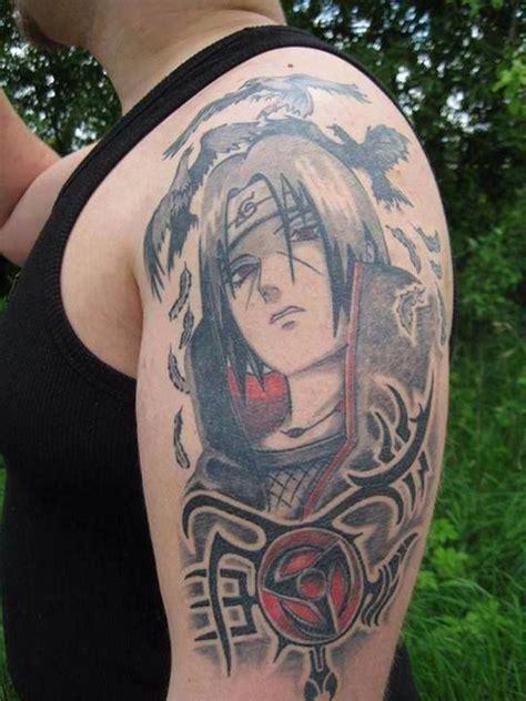 itachi tattoo design itachi so badass i really