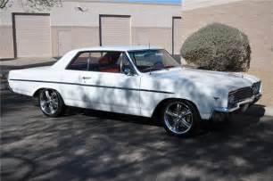 1965 Buick Gs 1965 Buick Skylark Gs Custom 2 Door Coupe 162244