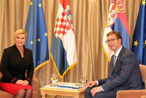 serbia  croatia   opportunity  improve relations