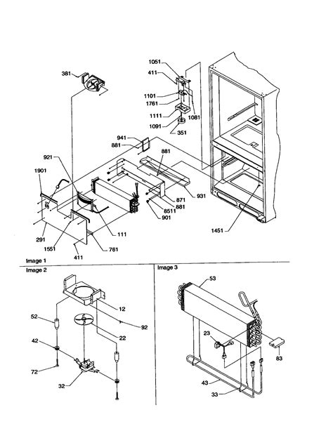 kenmore refrigerator defrost timer wiring diagram wiring