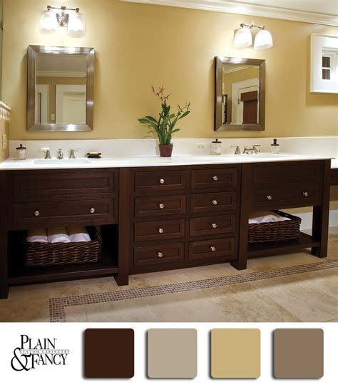 yellow and brown bathroom 1000 images about master bathroom on pinterest marble