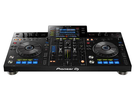 migliore console dj xdj rx rekordbox dj system pioneer electronics usa