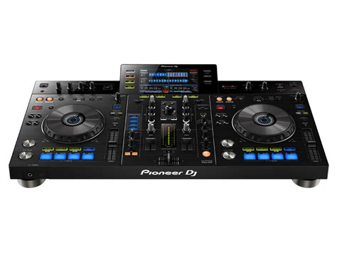 dj console pioneer xdj rx rekordbox dj system pioneer electronics usa