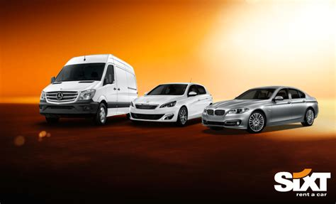 Auto Sixt by Sixt Hire Vehicle Information Sixt Rent A Car Faq