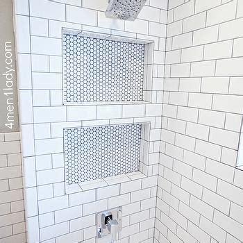 Pottery Barn Bath Vanities Merola Tile Lantern White Porcelain Mesh Mounted Mosaic