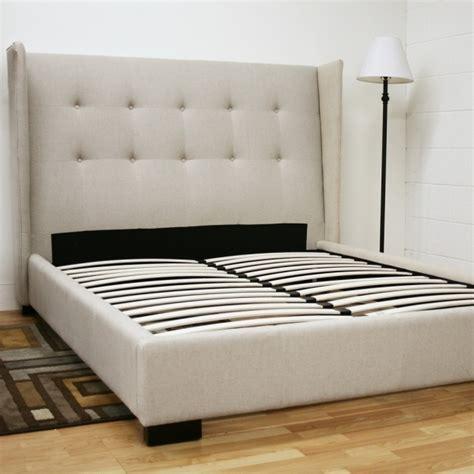 cheap queen platform beds bed headboards