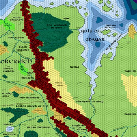 greyhawk grognard s darlene style maps inkwell ideas