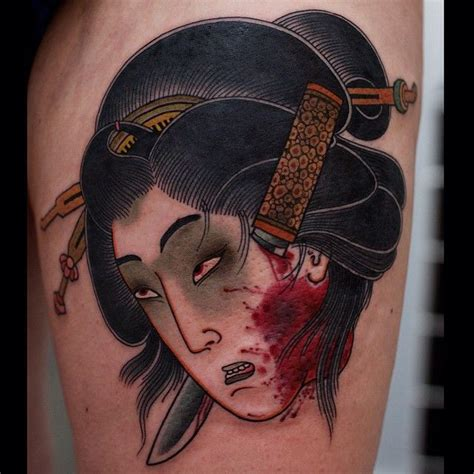 japanese tattoo head 58 best images about tattoo on pinterest old school ink