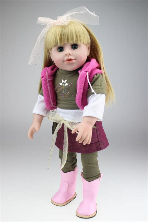 fashion dolls like 18 inch 45cm american doll fashion doll like real