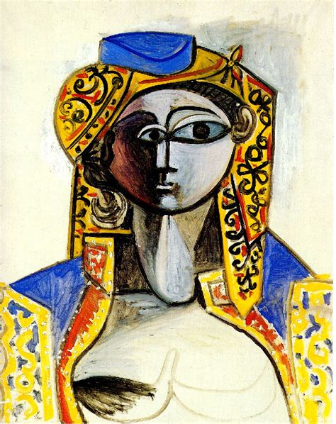 picasso paintings of jacqueline jacqueline in turkish costume pablo picasso wikiart