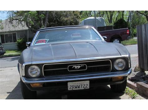 71 mustang convertible for sale 1971 mustang convertible for sale