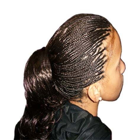 micro pony hair micros with pony hair our studio amanda hair braiding