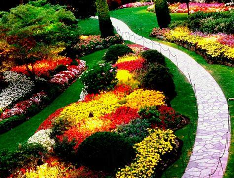 simple flower garden ideas flower bed designs on garden plans front yard