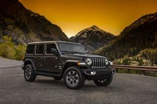 Accessories For Jeep Wrangler Sema 2017 Jeep Shows New Wrangler And Mopar Accessories