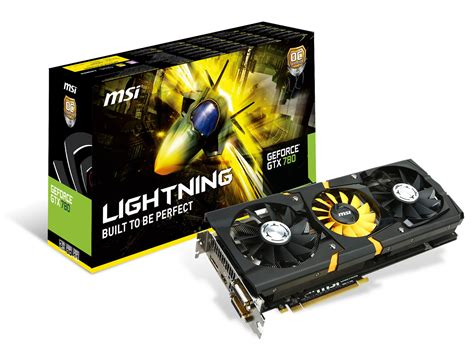 how to make graphics card faster msi unleashes the geforce gtx 780 lightning graphics card