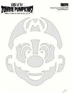 mario brothers pumpkin carving template pumpkin carving topic bomb