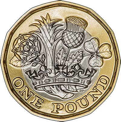 british one pound coin specifications