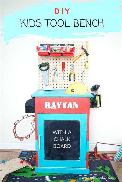 diy kids tool bench 25 best ideas about kids tool bench on pinterest