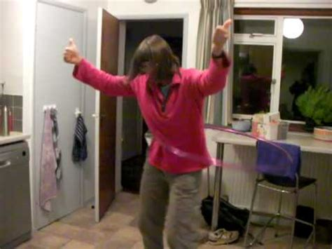 Hula Kitchen by Woodburn Hula Hooping In The Kitchen