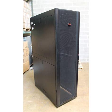 apc netshelter sx ar3300 42u 600mm wide x 1200mm rack